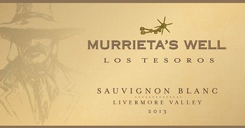 2013 Murrieta's Well Sauvignon Blanc