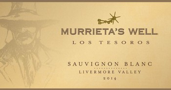 2014 Murrieta's Well Sauvignon Blanc