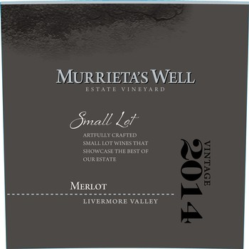 2014 Murrieta's Well Merlot