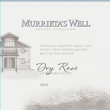 2016 Murrieta's Well Dry Rose
