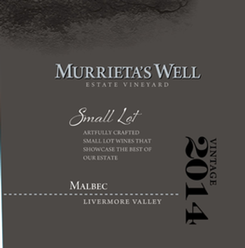 2014 Murrieta's Well Malbec