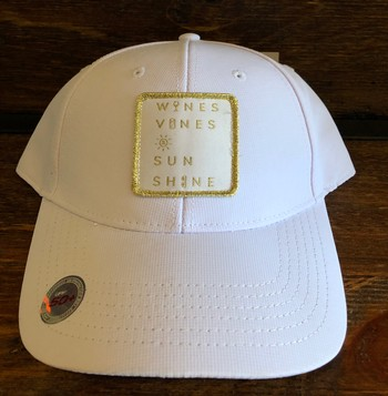 Hat Wines, Vines and Sunshine