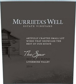 2014 Murrieta's Well The Spur