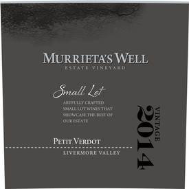 2014 Murrieta's Well Petit Verdot